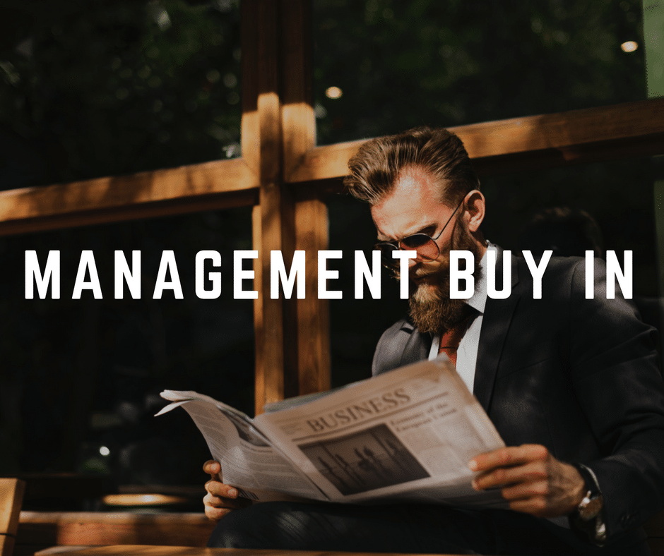 management buy in